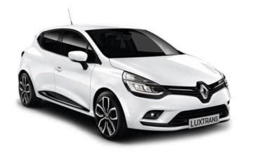 Забронировать Renault Clio