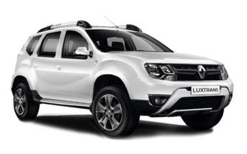 Забронировать Renault Daster