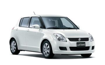 Забронировать Suzuki Swift