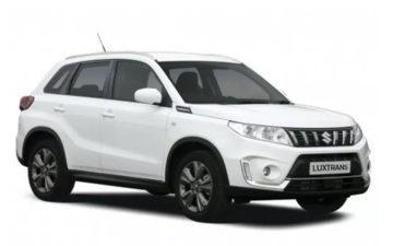 Забронировать Suzuki Vitara