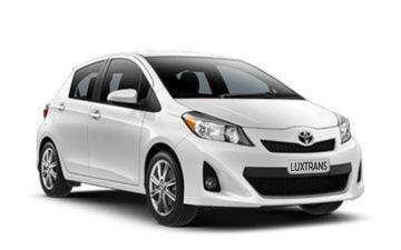 Забронировать Toyota Yaris