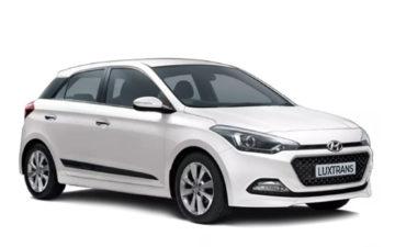 Забронировать Hyundai i20